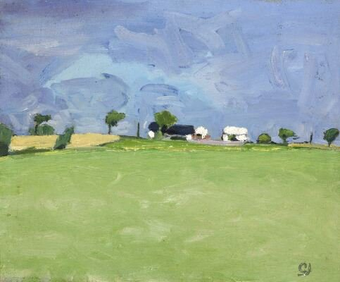 Claus Johansen: Landscap (1943)